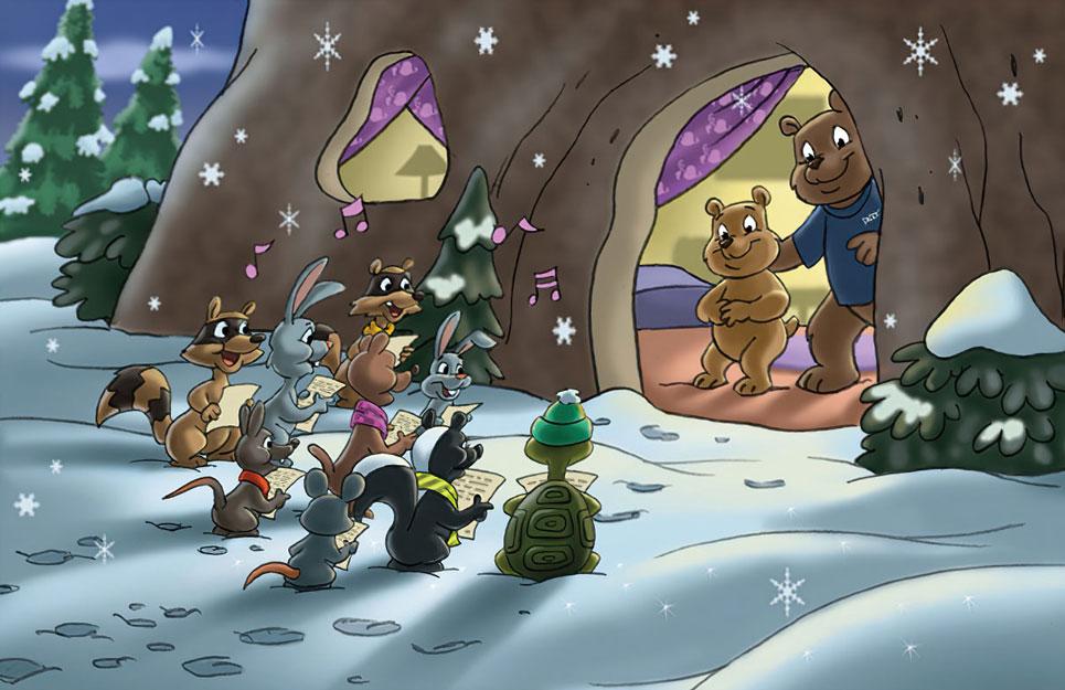 Christmascarolers