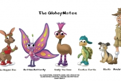 GlobeyMates